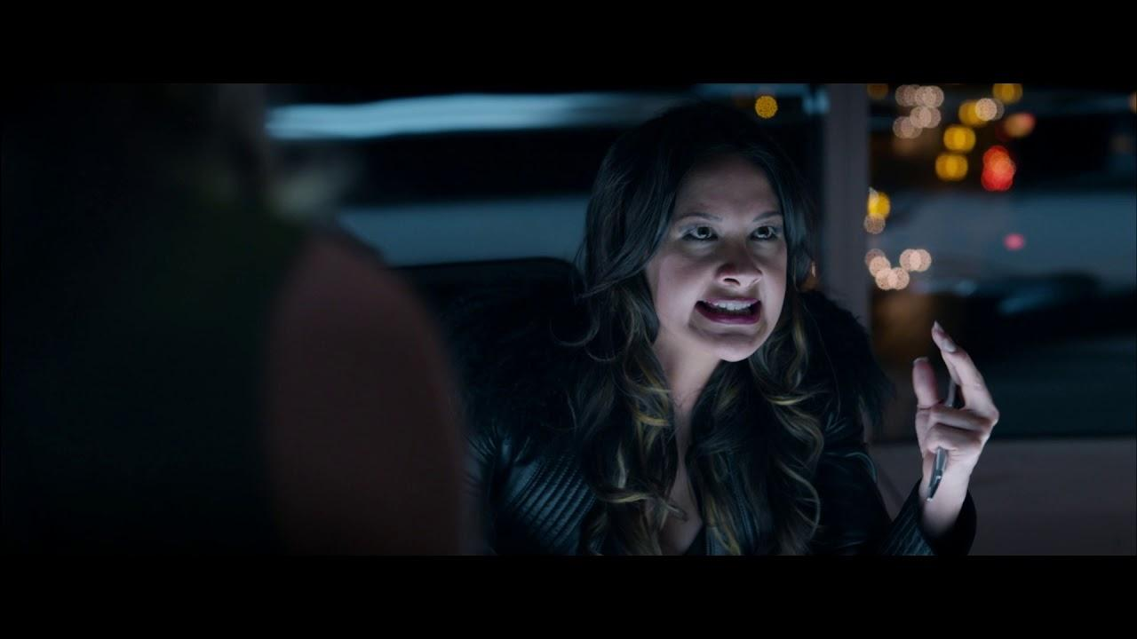 Iron Sky Selected Scene - Vivian Wagner Finds Out