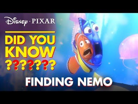 Fun Facts & Easter Eggs From Finding Nemo   Pixar Did You Know? by Disney•Pixar