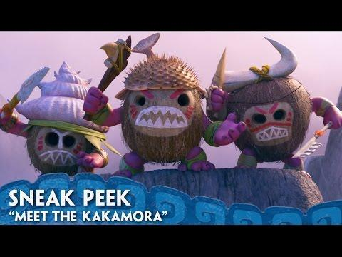 """Meet The Kakamora"" Clip - Disney's Moana"