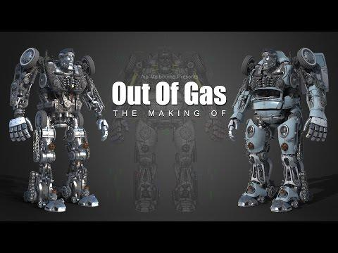 OutOfGas - Making Of