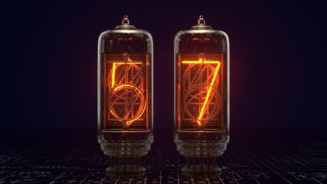 Nixie Tubes: A Maxwell Multilight Rendering