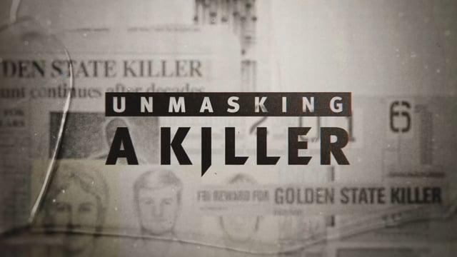 'Unmasking A Killer' Title Sequence