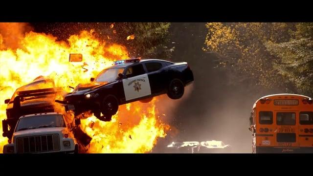 Need for Speed - VFX Reel