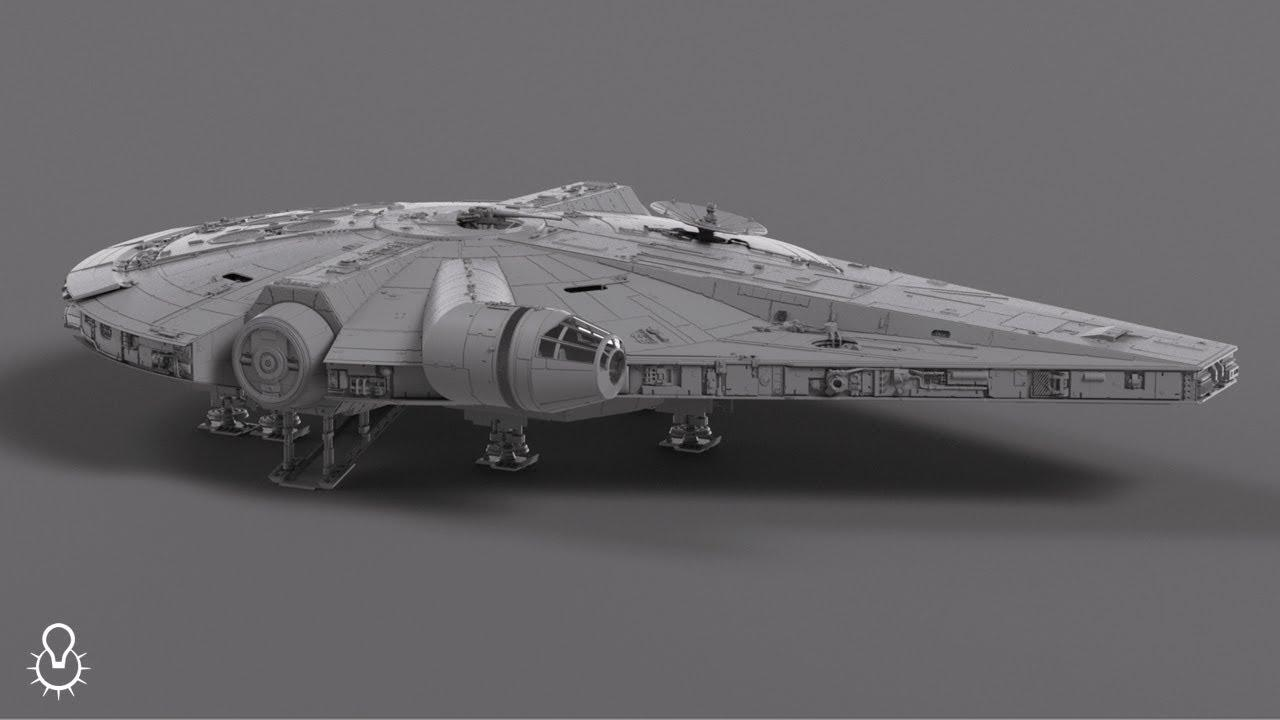 SPOTLIGHT: Creating Lando's Falcon