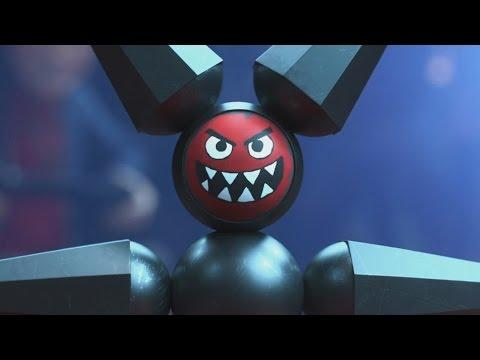 Big Hero 6 - Robot Fight