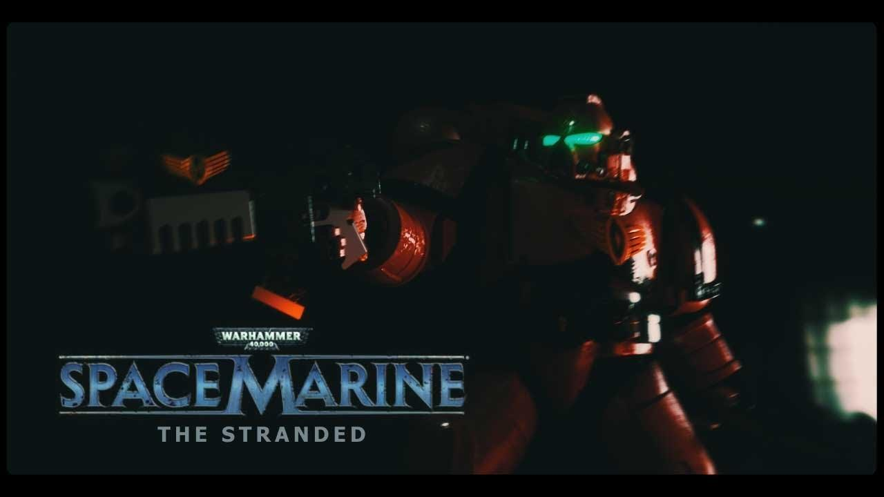 SPACE MARINE with Sound