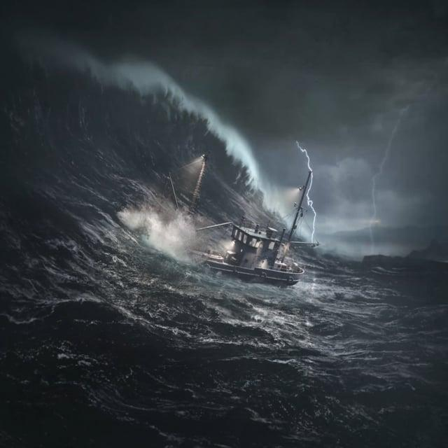 IMAX The Storm