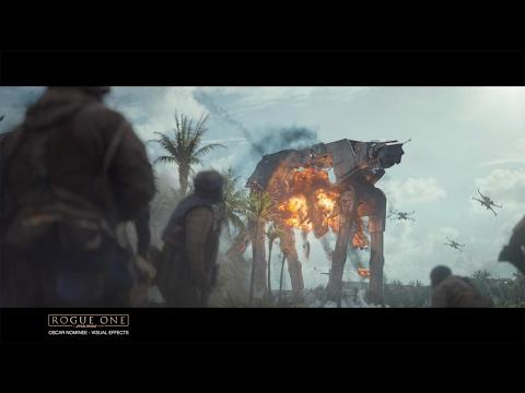 Behind the Magic: Creating Jedha and Scarif for Rogue One: A Star Wars Story