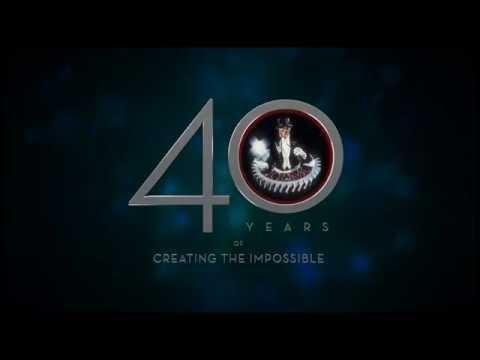 ILM – Celebrates 40 Years of Creating the Impossible
