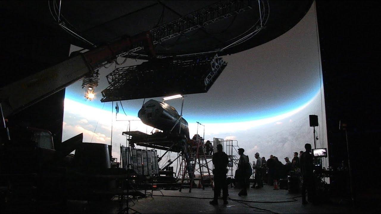 Part 1: The VFX of First Man – Redefining Shooting In-Camera