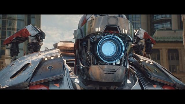 Daloc The Robot - VFX Breakdown