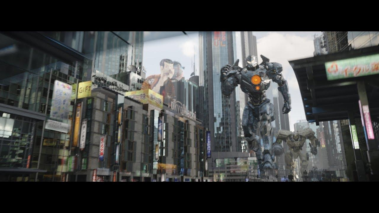Pacific Rim Uprising   Behind the VFX with Pete Bebb   DNEG