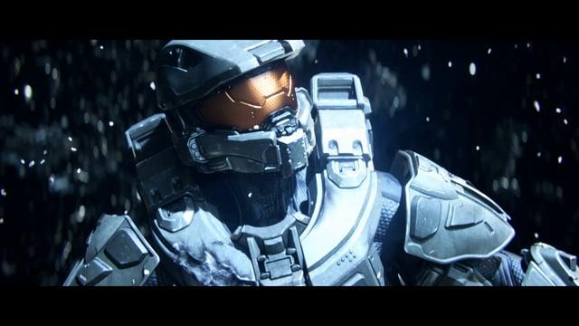 HALO 4 Epilogue cut-scene cinematic