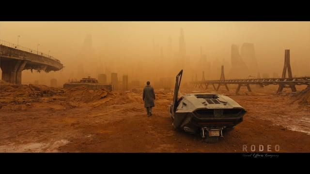 Blade Runner 2049 - Rodeo FX - VFX Breakdown