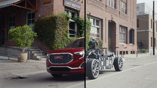 GMC | 2018 Terrain Reveal x The Mill Blackbird