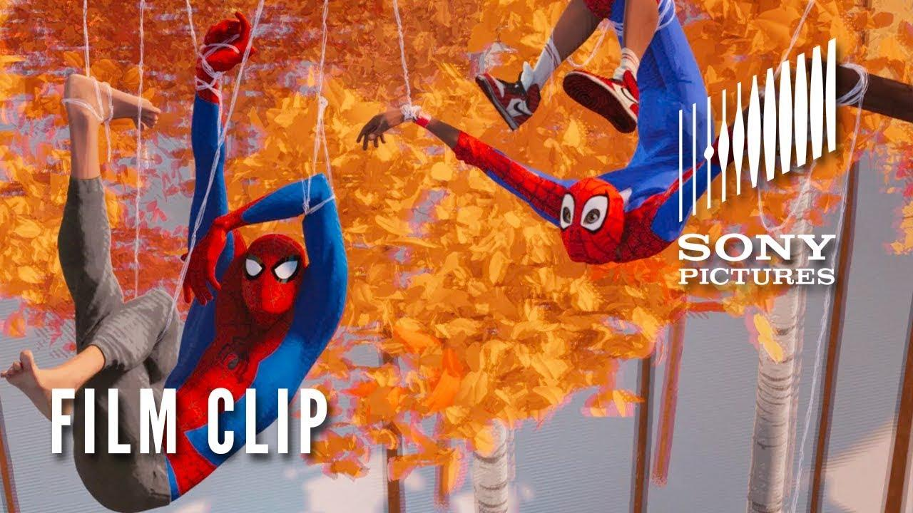 SPIDER-MAN: INTO THE SPIDER-VERSE - Another, Another Dimension Clip (In Theaters December 14)