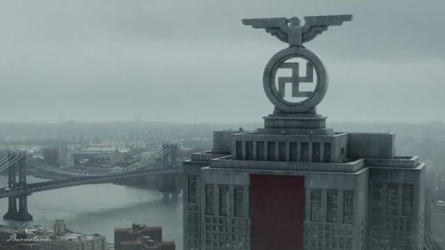 Man in the High Castle - Matte Painting breakdown
