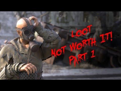 Fallout - Loot, Not Worth It! - Part 1