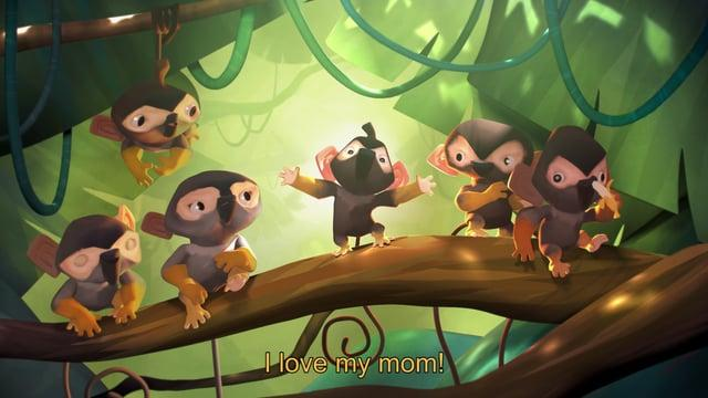 Commercial Project: About Mom