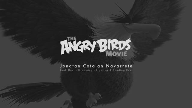 The Angry Birds Movie - Look Development Reel