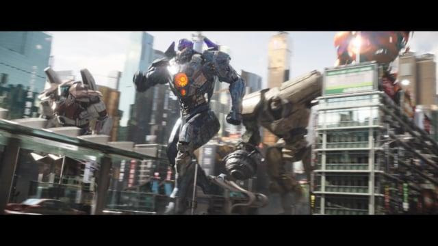Pacific Rim Uprising | Behind the VFX: Jaegers vs Kaiju | DNEG