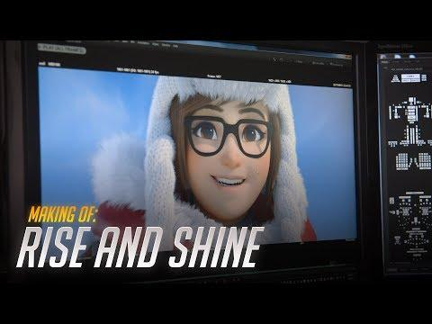 """The Making of """"Rise and Shine""""   Overwatch"""