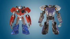 Transformers Battle Masters Character Models