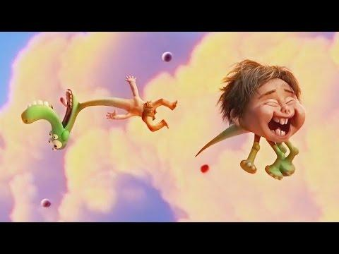 The Good Dinosaur - Best Funny Moments