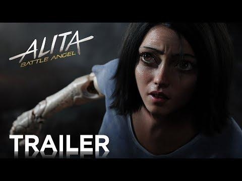 Alita: Battle Angel | Official Trailer [HD] | 20th Century FOX