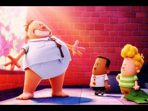 Captain Underpants -All Mr Krupp Funny Moments [FHD]