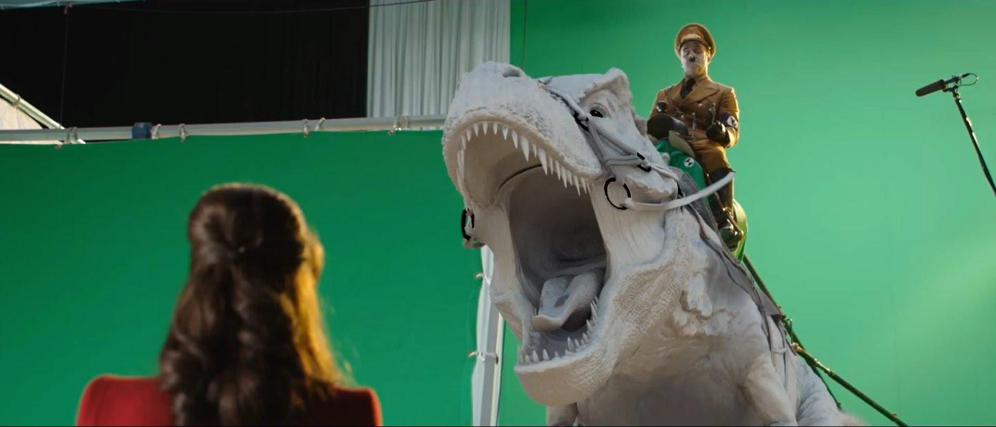 VFX Featurette - Iron Sky The Coming Race Teaser
