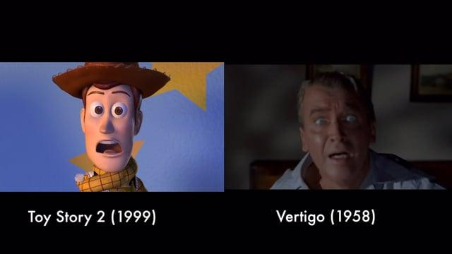 Pixar's Tribute to Cinema