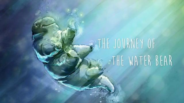 The Journey of the Water Bear - Artella Pitch