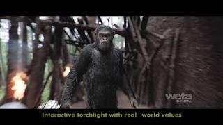 War for the Planet of the Apes - Weta Digital VFX Overview