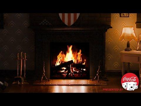 Up Close with Captain America Fireside Video