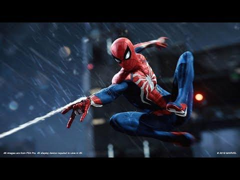 Marvel's Spider-Man – E3 2018 Gameplay | PS4
