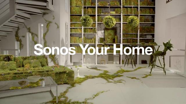 Sonos Your Home - FOREST