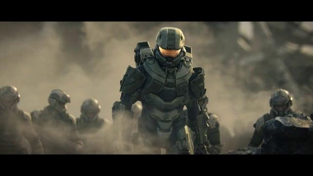 HALO 4 Prologue intro cinematic