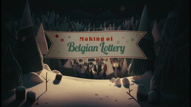 BELGIAN LOTTERY - MAKING OF